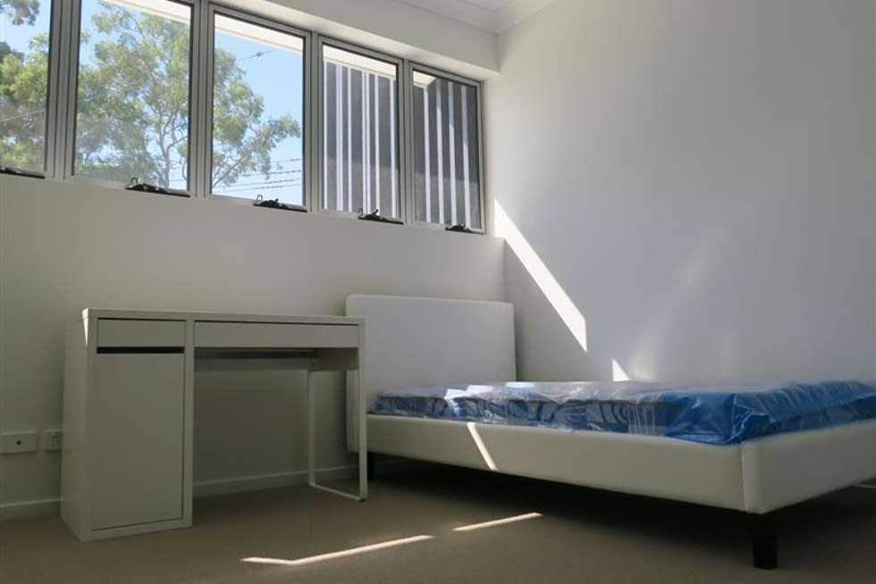 Second view of Homely apartment listing, 96 Dell Road, St Lucia QLD 4067