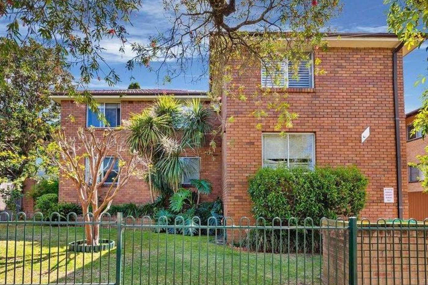 Main view of Homely unit listing, 5/59 Wardell Road, Petersham NSW 2049