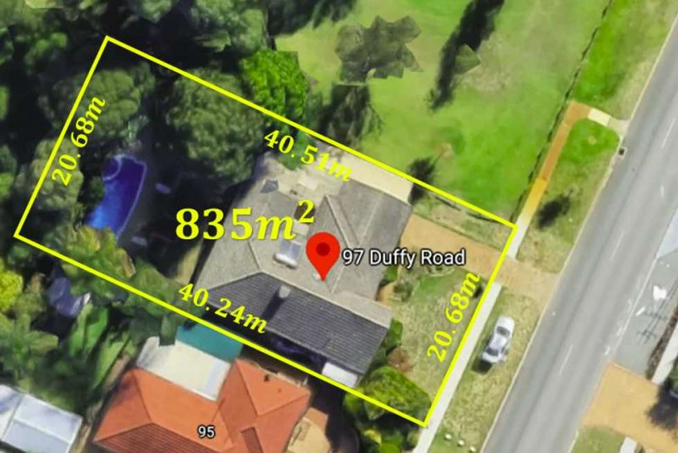 Third view of Homely house listing, 97 Duffy Road, Carine WA 6020