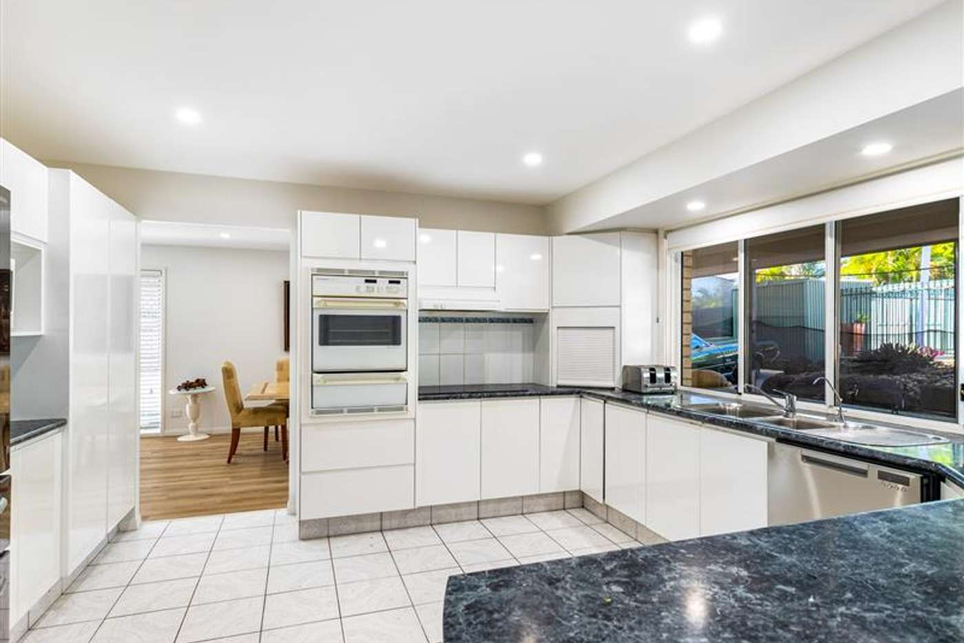 Sixth view of Homely house listing, 6 REBBECHI COURT, Parkwood QLD 4214