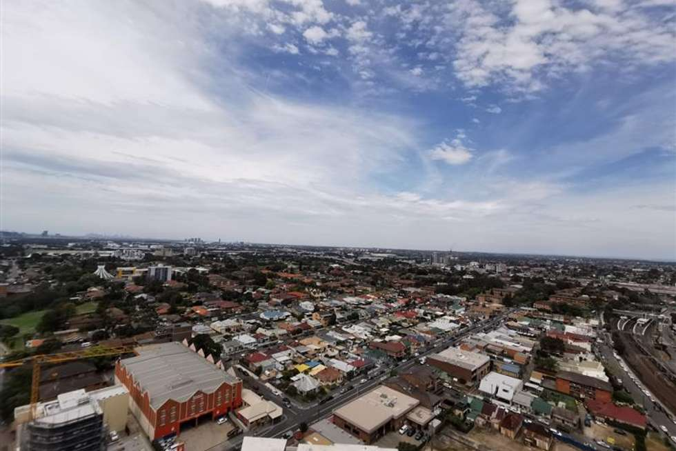 Third view of Homely apartment listing, 2105/11 Hassall St, Parramatta NSW 2150