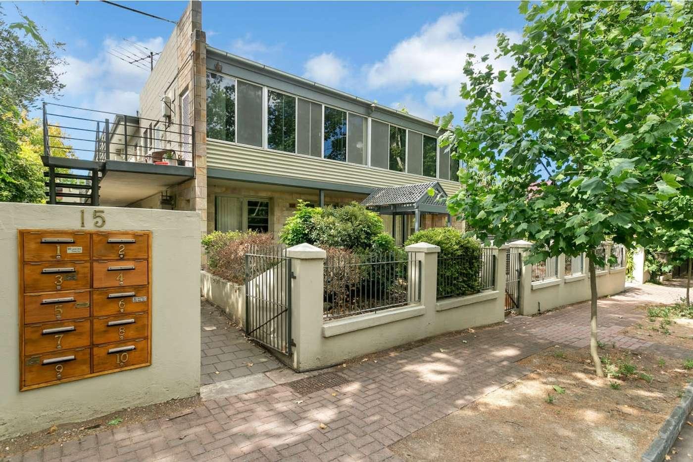 Main view of Homely unit listing, 3/15 Botanic Street, Hackney SA 5069