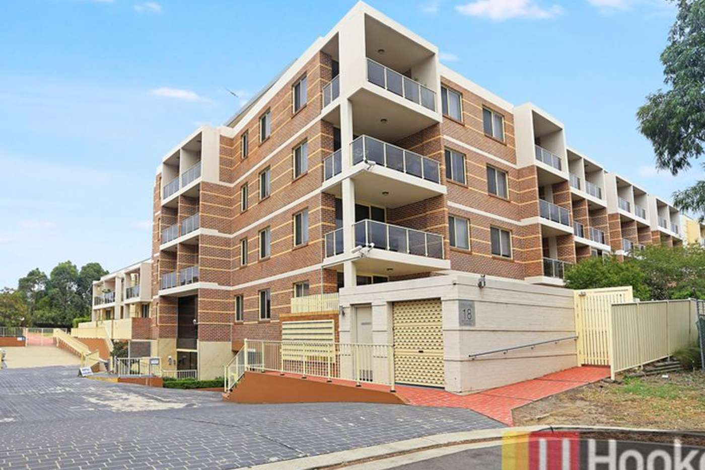 Main view of Homely apartment listing, 123/3 Carnarvon St, Silverwater NSW 2128