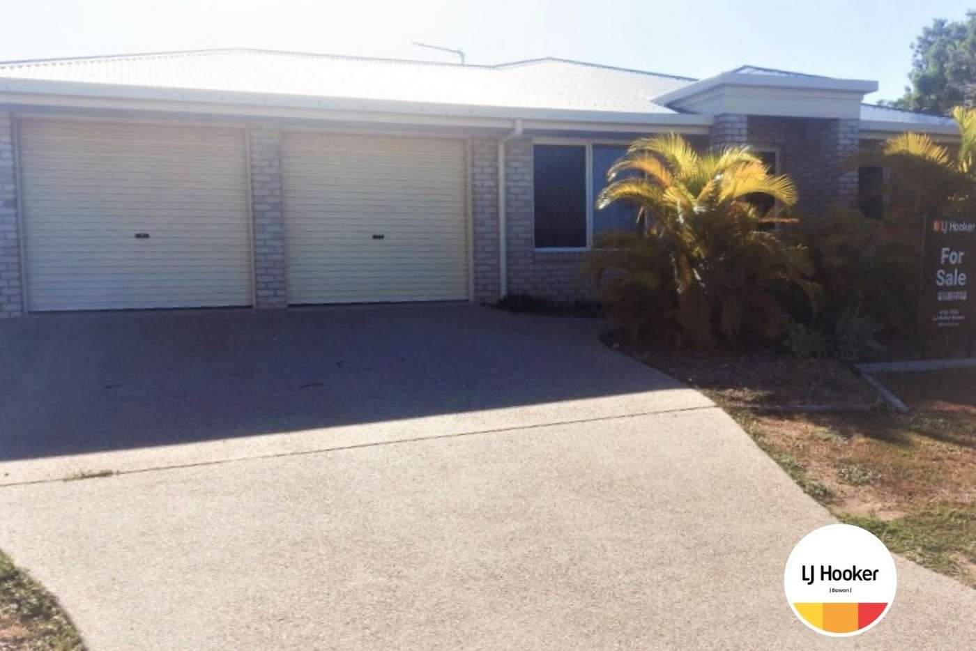 Main view of Homely house listing, 8 Lexington Court, Bowen QLD 4805