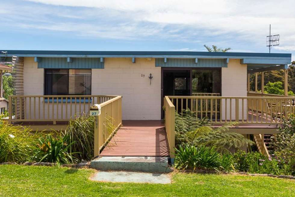 Fifth view of Homely house listing, 27 Ocean Avenue, Surf Beach NSW 2536