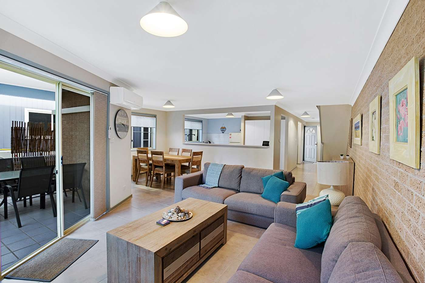 Main view of Homely semiDetached listing, 2/6 Voyager Close, Nelson Bay NSW 2315