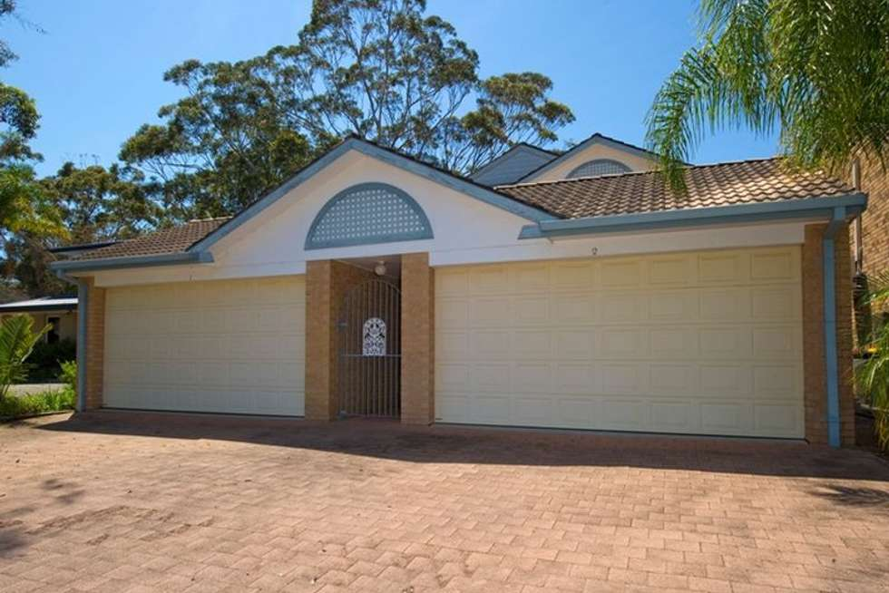 Second view of Homely semiDetached listing, 2/6 Voyager Close, Nelson Bay NSW 2315