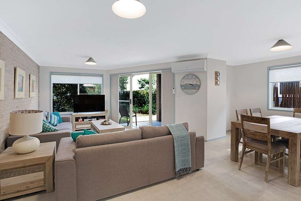Third view of Homely semiDetached listing, 2/6 Voyager Close, Nelson Bay NSW 2315
