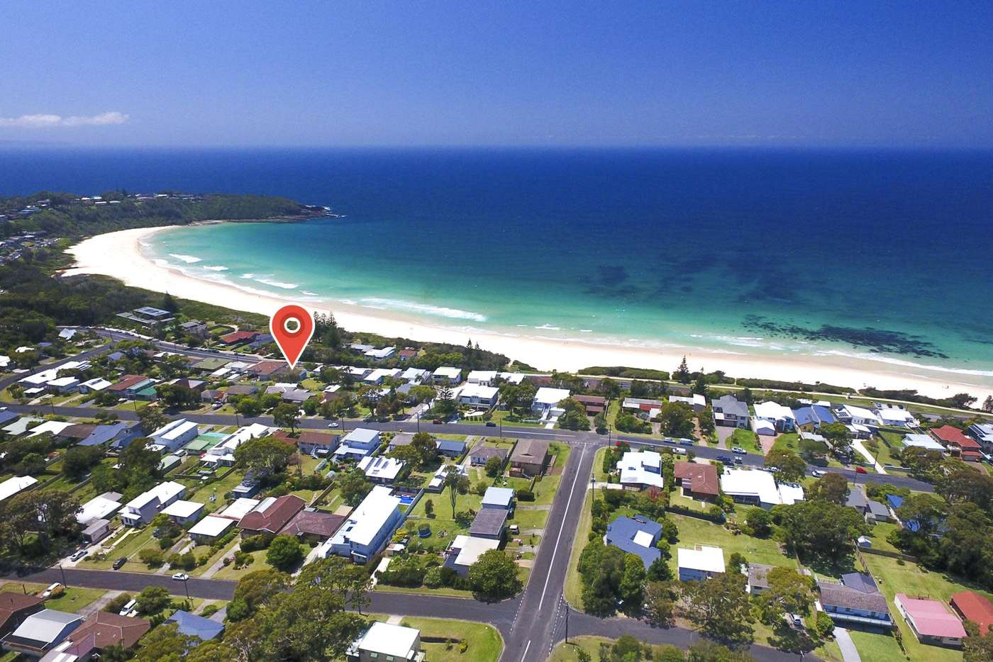 Main view of Homely house listing, 71 Mitchell Pde, Mollymook NSW 2539