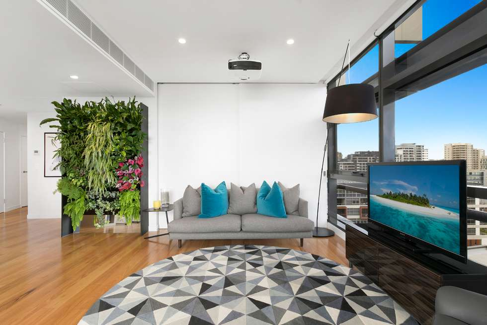 Third view of Homely apartment listing, 903/9 Archibald Avenue, Waterloo NSW 2017