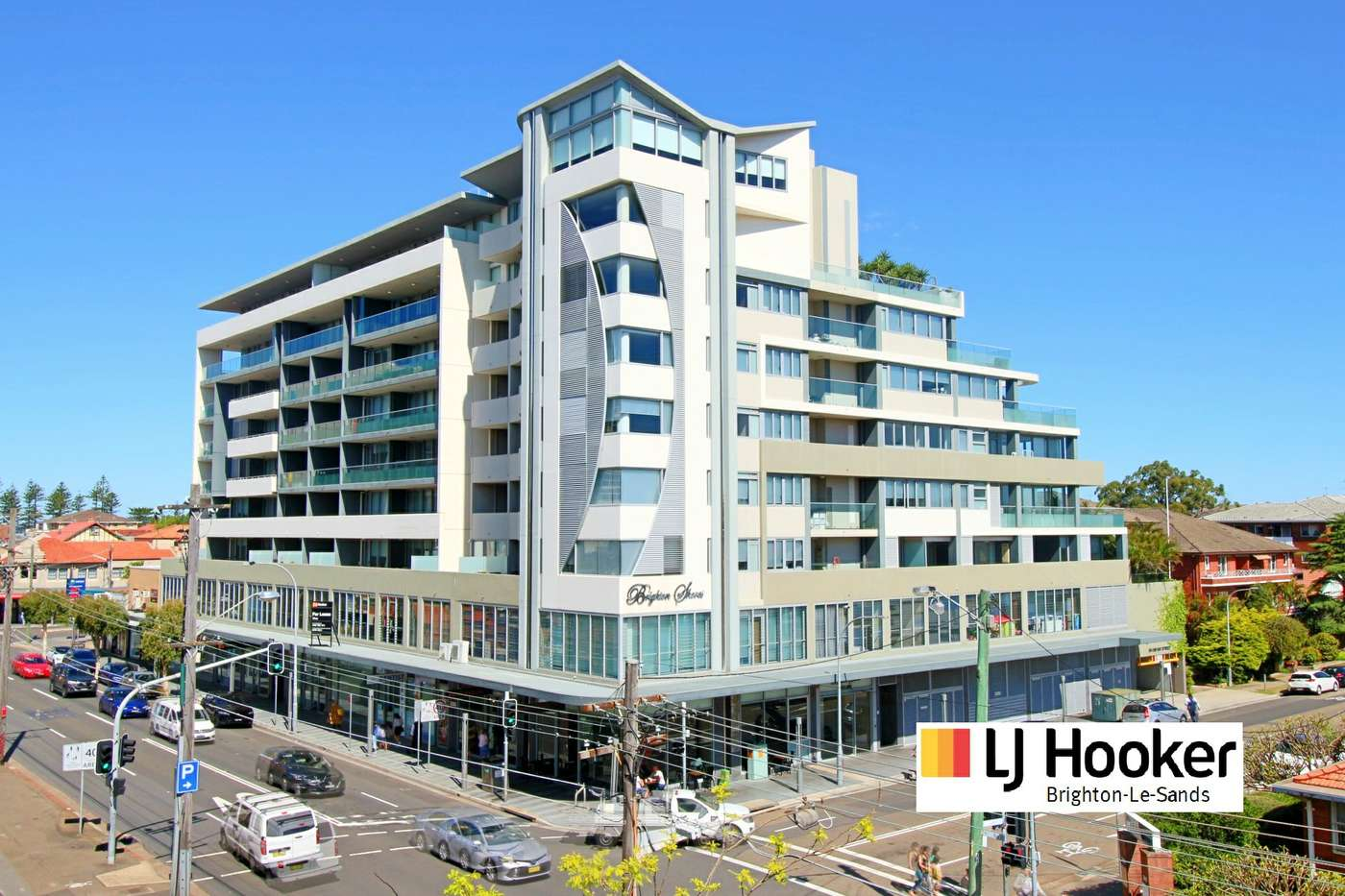 Main view of Homely studio listing, 251-269 BAY STREET, Brighton-le-sands, NSW 2216