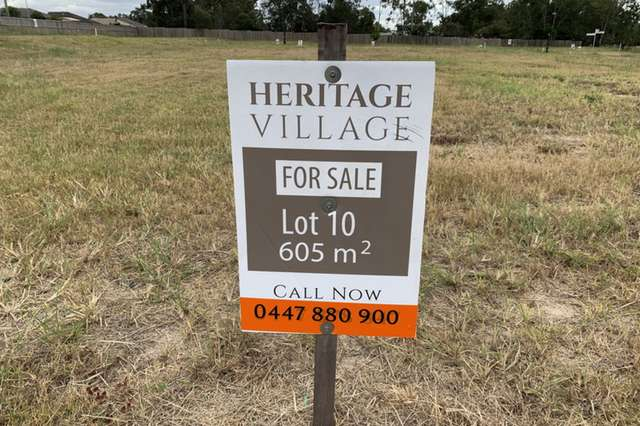 Lot 10/174 - 192 Green Road, Heritage Park QLD 4118