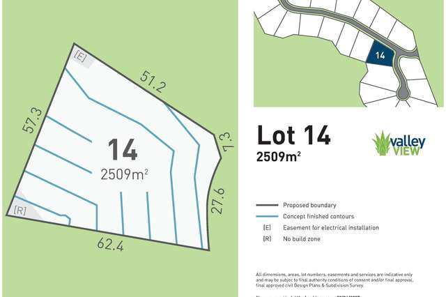 14 Valley View Estate, Richmond Hill Road, Goonellabah NSW 2480