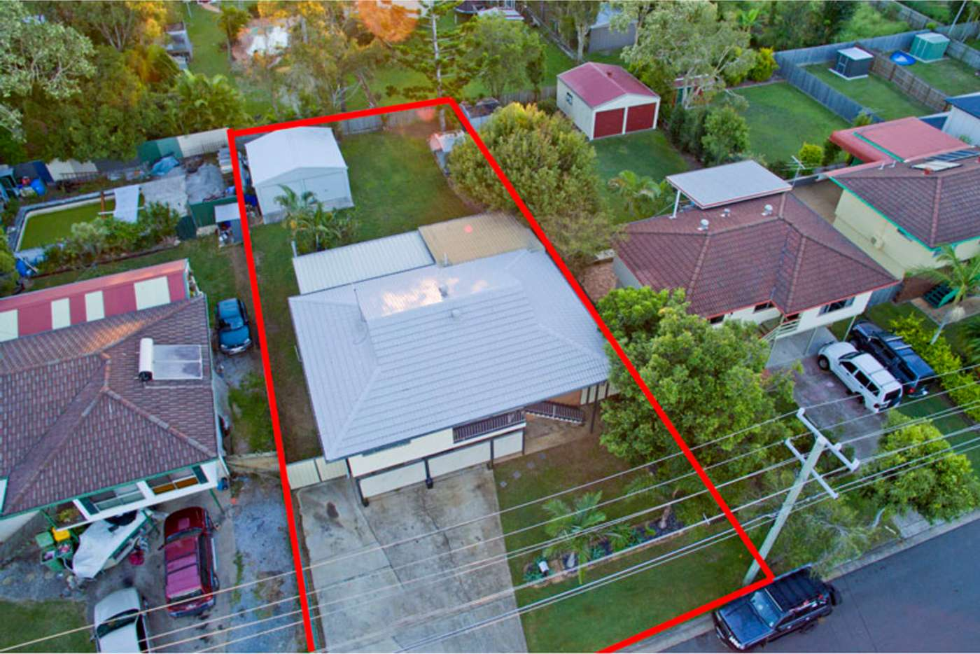 Main view of Homely house listing, 12 Currawong Drive, Birkdale QLD 4159