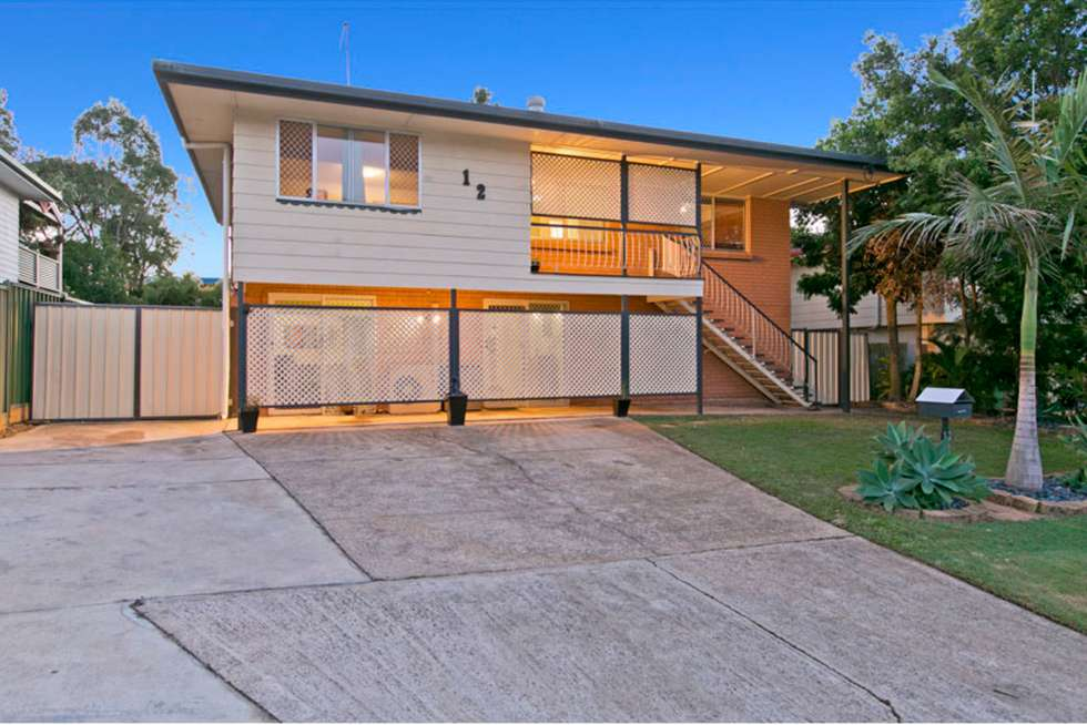 Second view of Homely house listing, 12 Currawong Drive, Birkdale QLD 4159