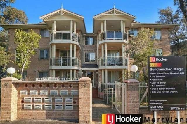 Apartment 3/60-62 Walpole Street, Merrylands NSW 2160