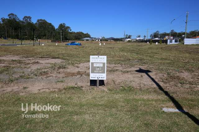 Lot 7/174 - 192 Green Road, Heritage Park QLD 4118