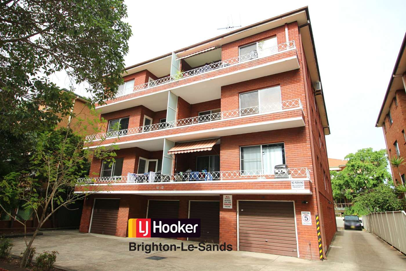 Main view of Homely unit listing, 10-12 Queens Rd, Brighton-le-sands, NSW 2216