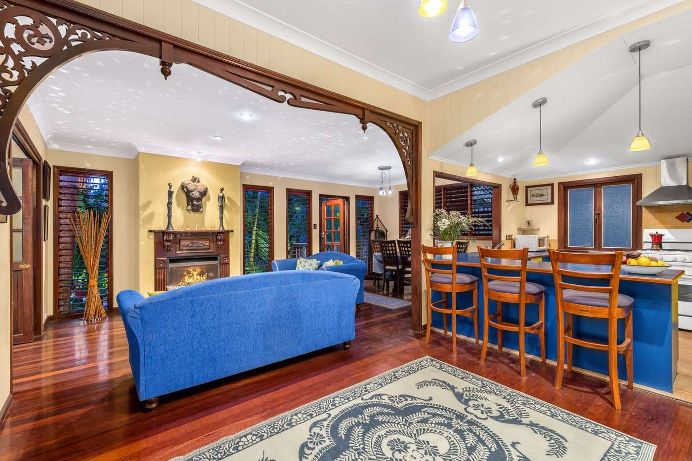 Fifth view of Homely house listing, 142 Wilston Road, Newmarket QLD 4051