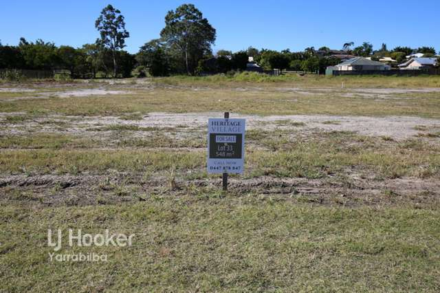 Lot 33/174 - 192 Green Road, Heritage Park QLD 4118