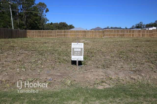 Lot 20/174 - 192 Green Road, Heritage Park QLD 4118
