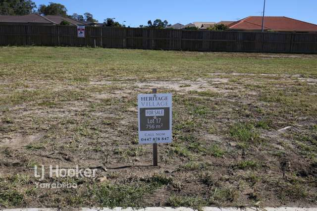 Lot 17/174 - 192 Green Road, Heritage Park QLD 4118