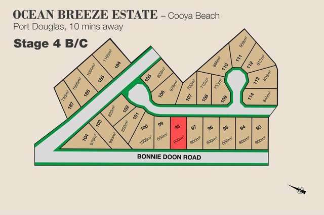 Lot 98 Julaji Close, Bonnie Doon QLD 4873