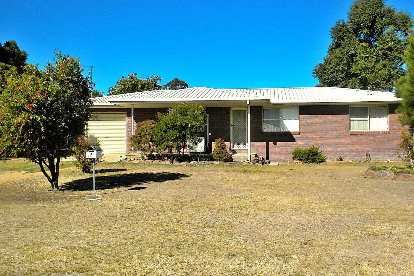 Main view of Homely house listing, 12 Johnson Street, Rosenthal Heights QLD 4370