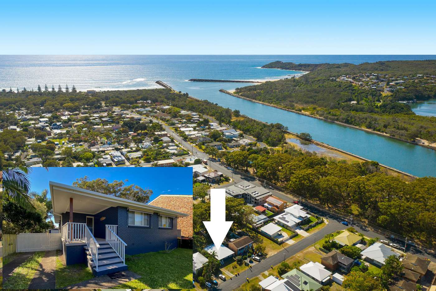 Main view of Homely house listing, 6 Coral Street, North Haven NSW 2443