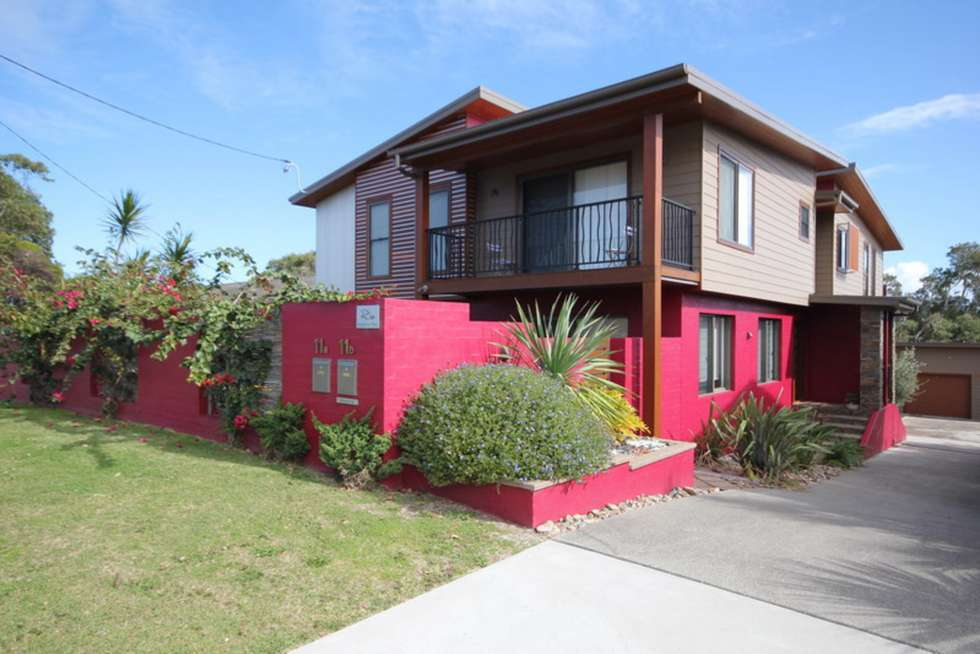 Second view of Homely townhouse listing, 11B Bergalia Crescent, Camden Head NSW 2443