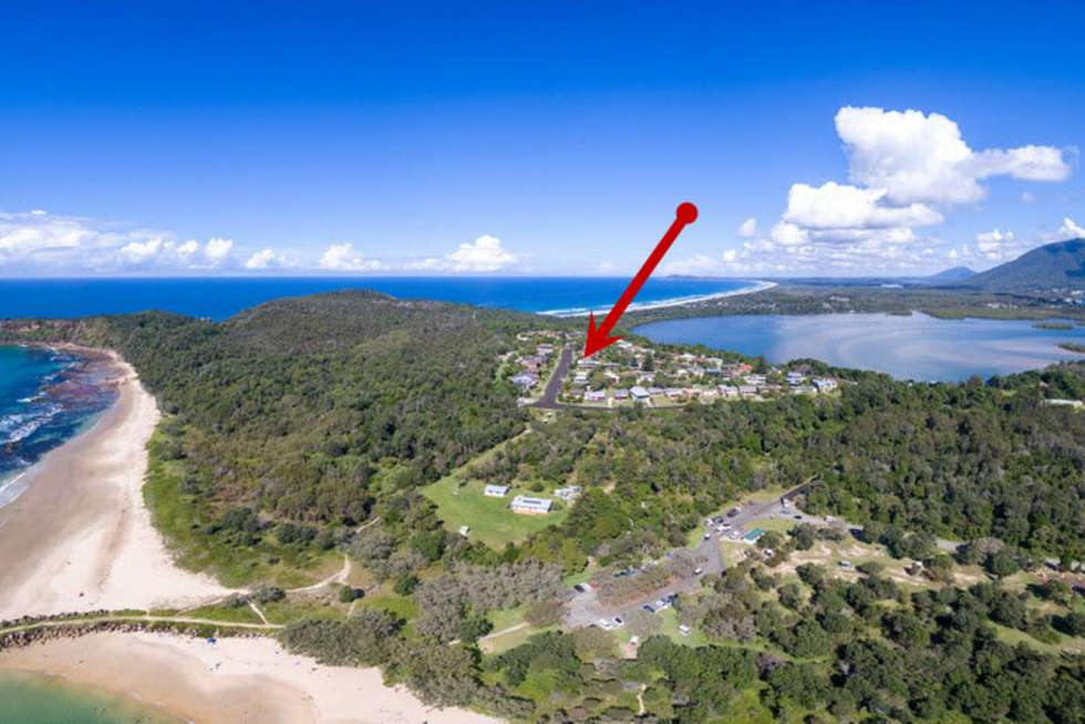 Second view of Homely townhouse listing, 11A Bergalia Crescent, Camden Head NSW 2443