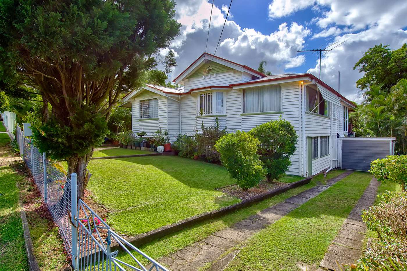 Main view of Homely house listing, 41 Willmington Street, Newmarket QLD 4051