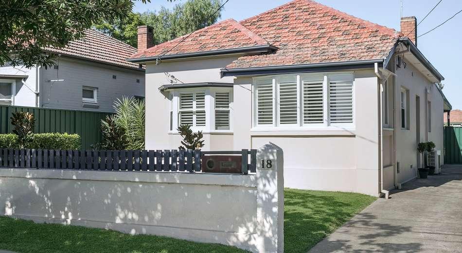 18 Pomeroy Street, North Strathfield NSW 2137