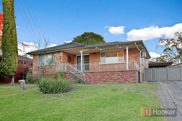93 Aurora Drive, Tregear NSW 2770