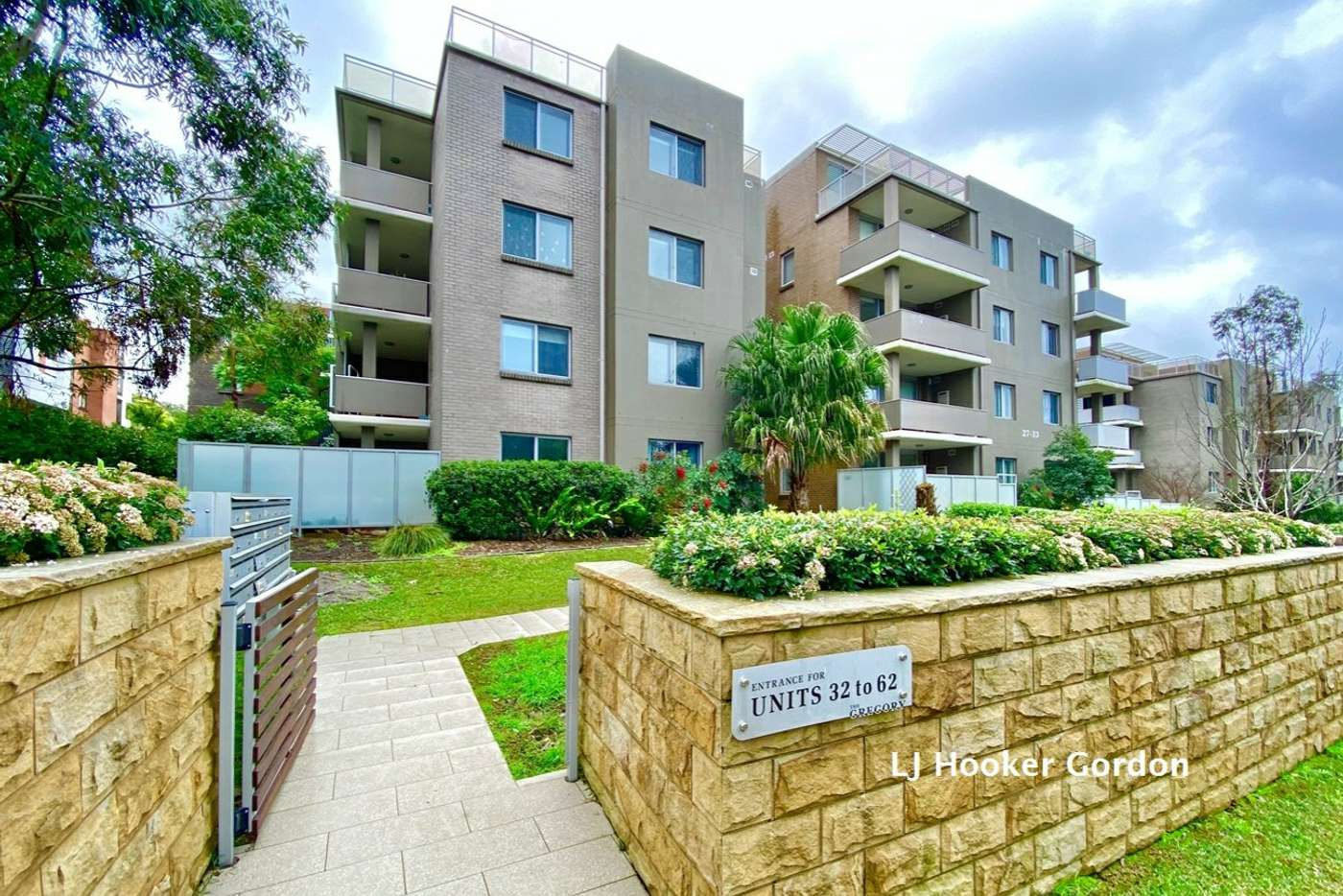 Main view of Homely unit listing, 48/27-33 Boundary St, Roseville NSW 2069