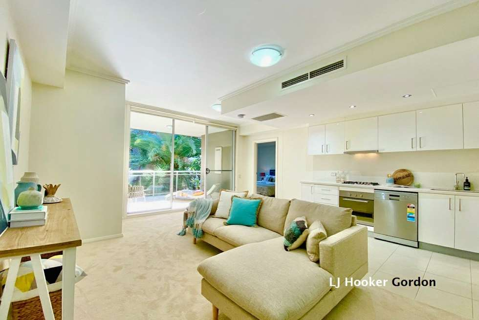Second view of Homely unit listing, 48/27-33 Boundary St, Roseville NSW 2069