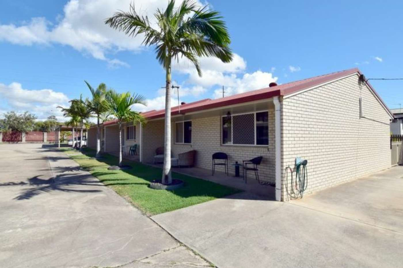 Main view of Homely unit listing, Unit 5,6,7/41 O'Connell Street, Barney Point QLD 4680