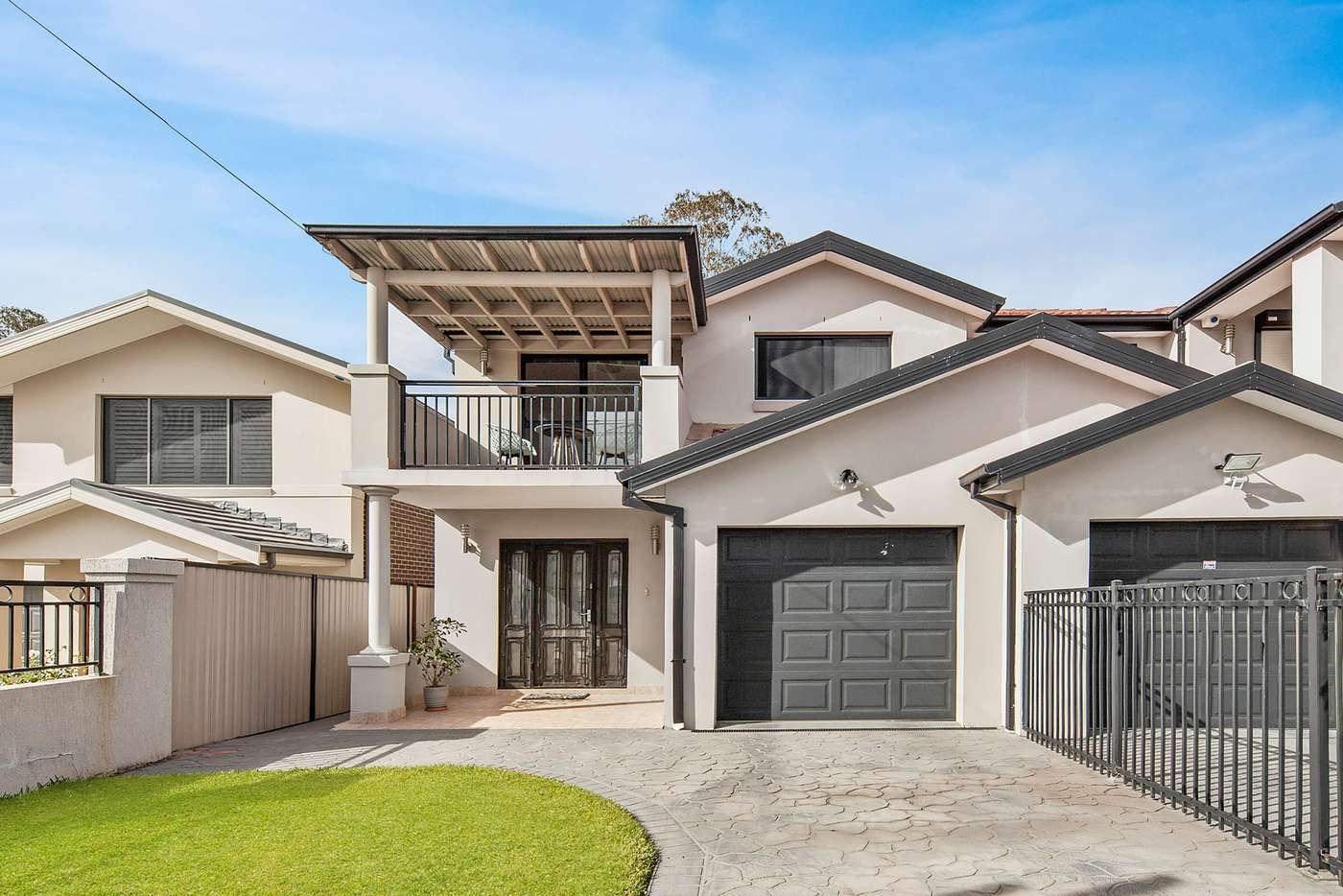 Main view of Homely semiDetached listing, 98 High Street, Cabramatta West NSW 2166
