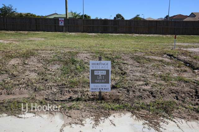 Lot 1/174 - 192 Green Road, Heritage Park QLD 4118