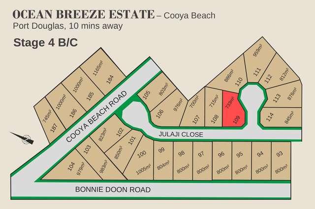 Lot 109 Julaji Close, Bonnie Doon QLD 4873
