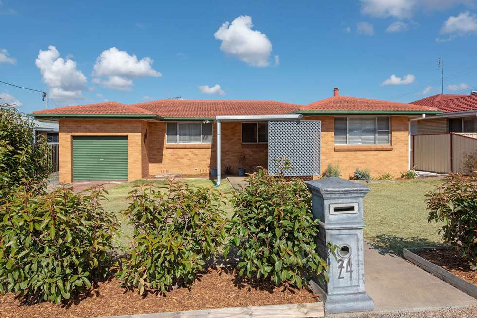 Second view of Homely house listing, 24 Rudd Street, Drayton QLD 4350