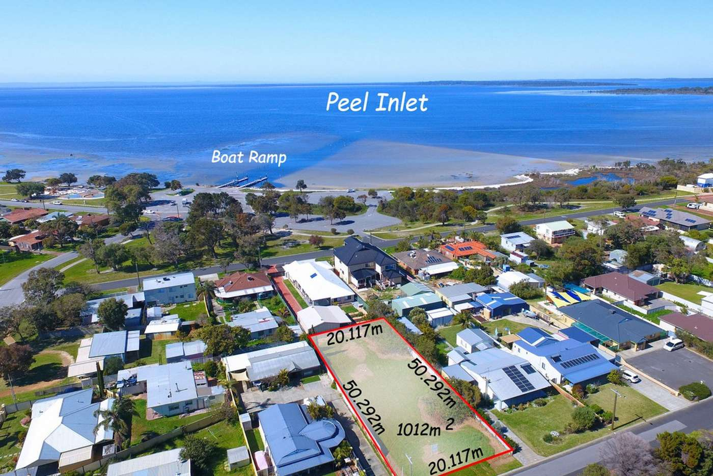 Main view of Homely residentialLand listing, 28 Littleton Street, Falcon WA 6210