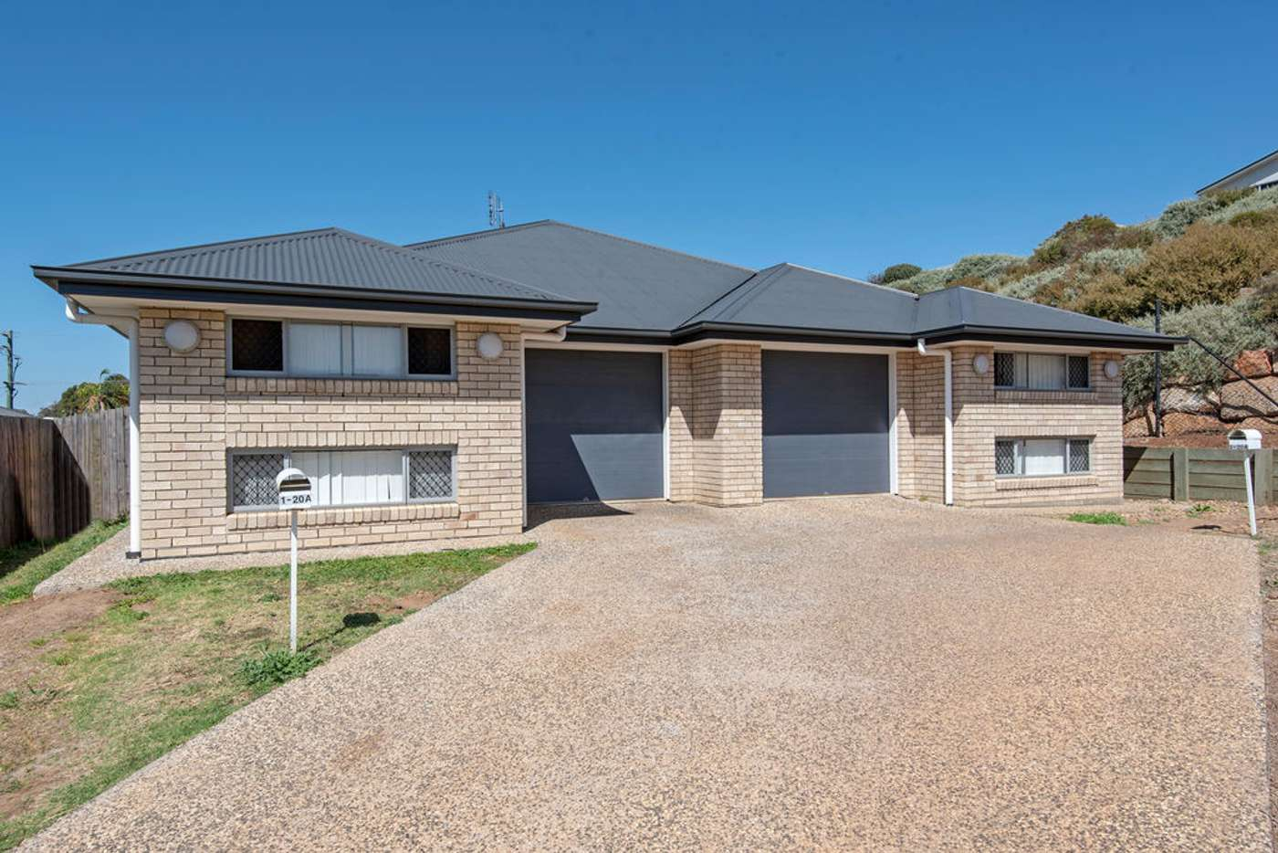 Main view of Homely semiDetached listing, 20A Alpine Court, Cranley QLD 4350