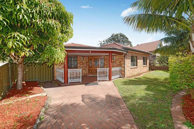 5 Maxwell Road, Pagewood NSW 2035