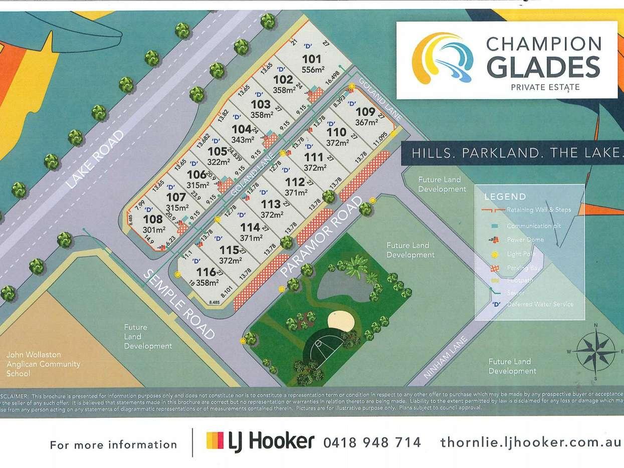 Main view of Homely  listing, Lot 110 Paramor Road, Camillo, WA 6111