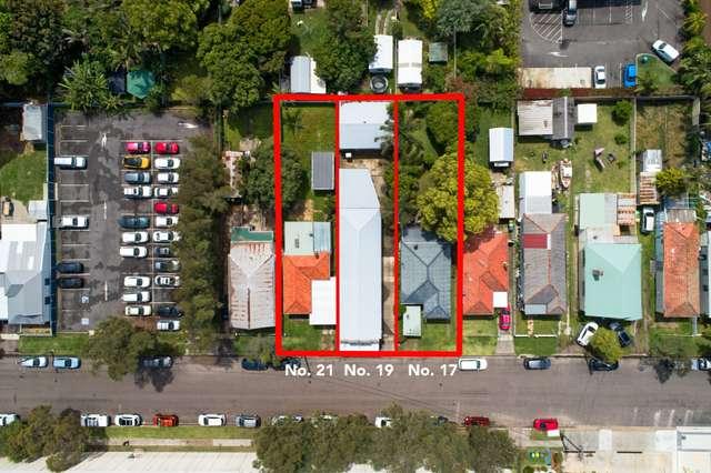 17, 19 & 2 Herbert Street, Belmont NSW 2280