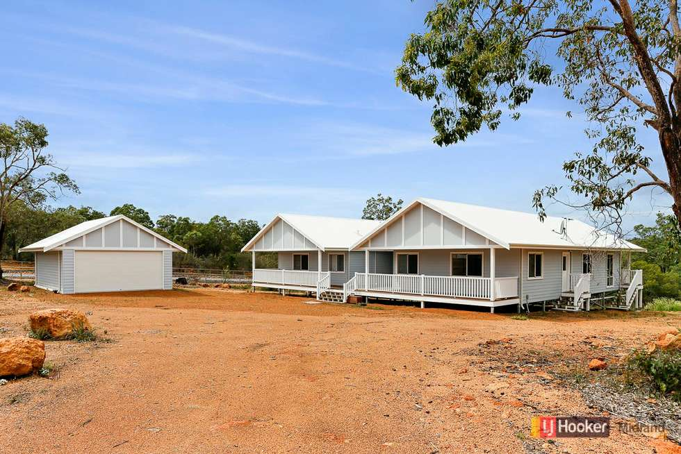 Second view of Homely house listing, 122 Flindersia Ave, Brigadoon WA 6069
