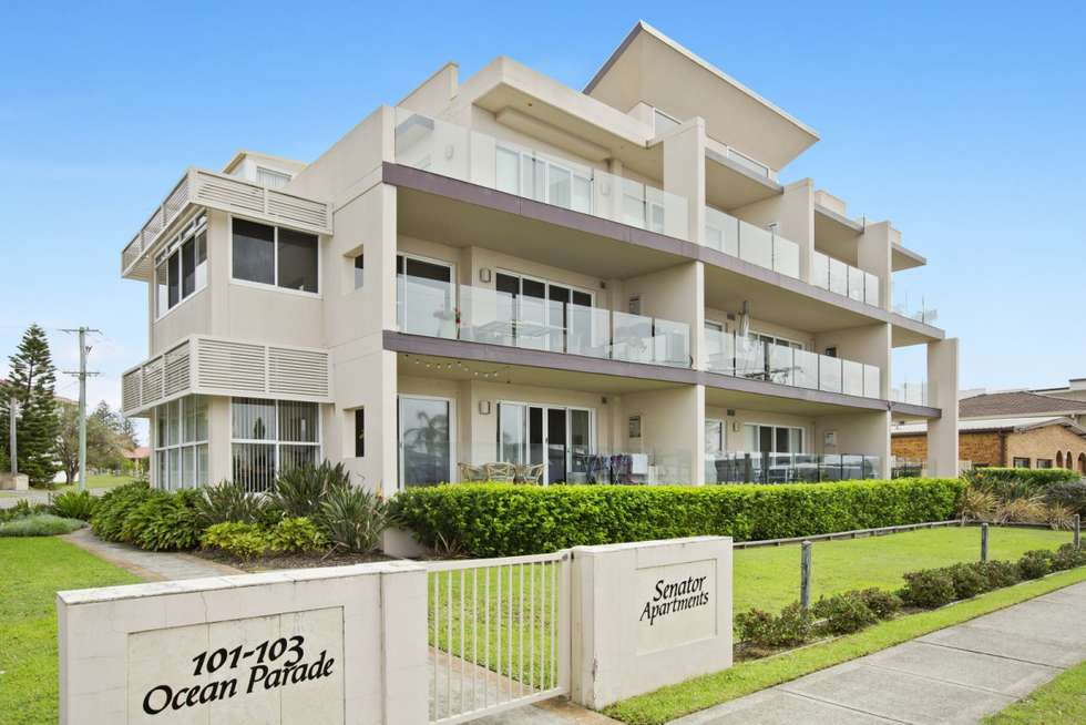 Third view of Homely apartment listing, 2/101-103 Ocean Parade, The Entrance NSW 2261