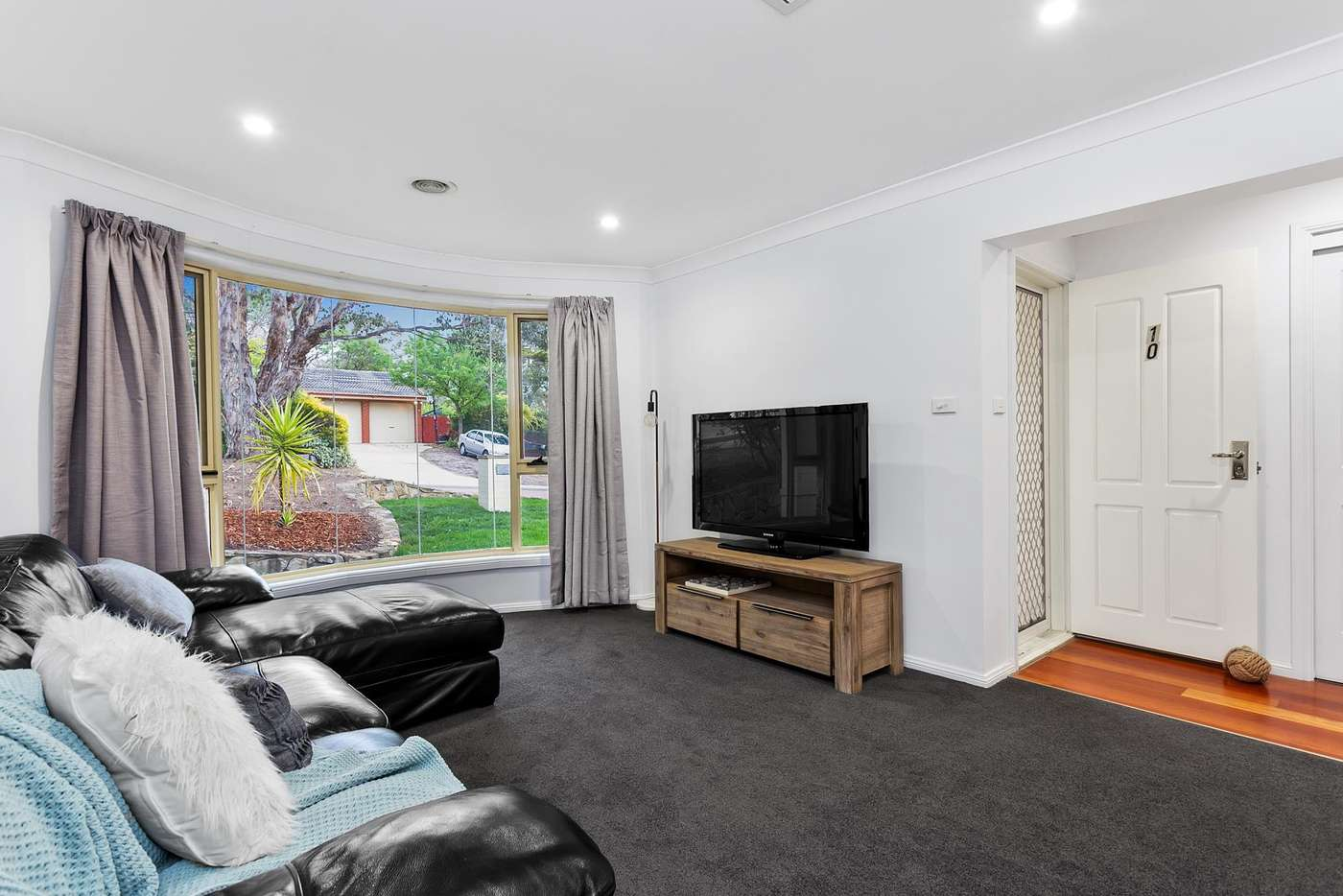 Sixth view of Homely townhouse listing, 10 Lind Close, Fraser ACT 2615