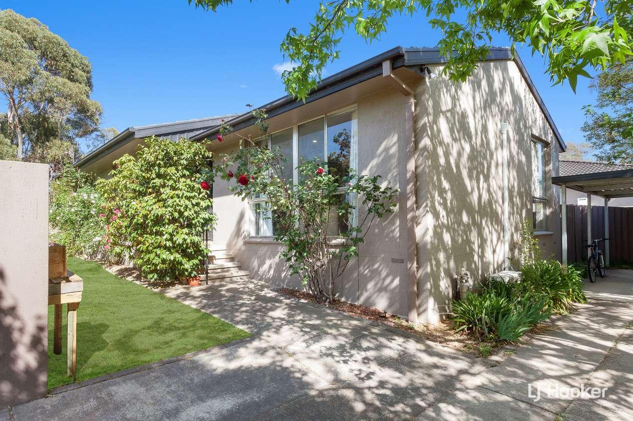 Main view of Homely semidetached listing, 1/7 Kinkead Street, Evatt, ACT 2617